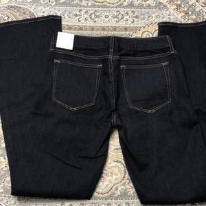 The Gap women's jeans 27r CURVY 1969 NEW -great